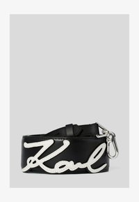 KARL LAGERFELD - Other accessories - black  white - 0