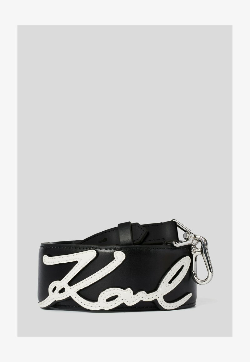 KARL LAGERFELD - Other accessories - black  white