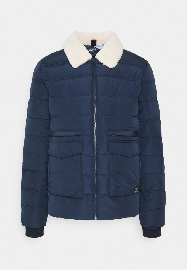 JEREMY - Summer jacket - total navy