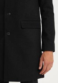 Pier One - Classic coat - black - 3