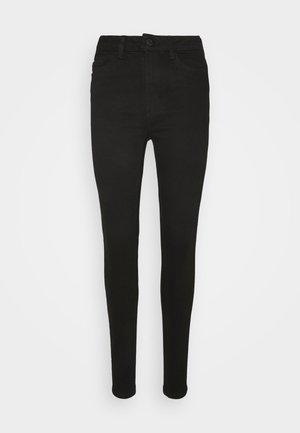 NMCALLIE CHIC - Skinny džíny - black