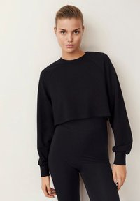 Mango - HYGGE - Sweatshirt - schwarz - 0