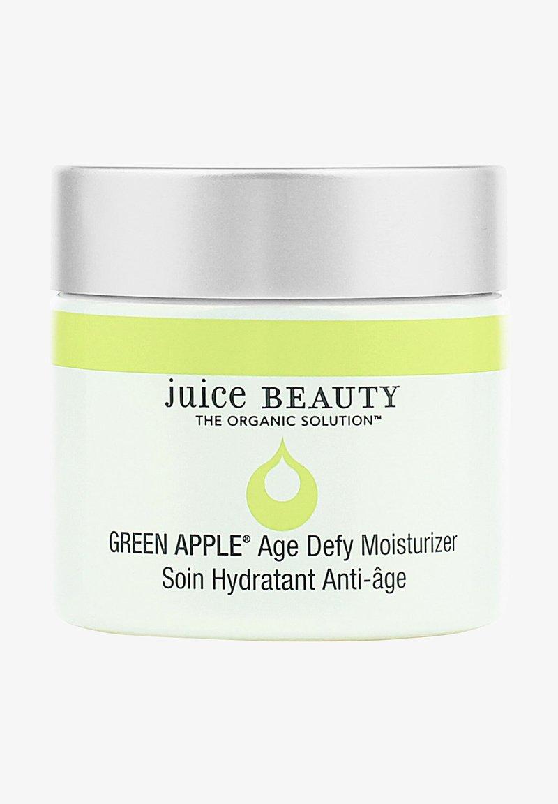 Juice Beauty - GREEN APPLE AGE DEFY MOISTURIZER - Anti-Aging - -
