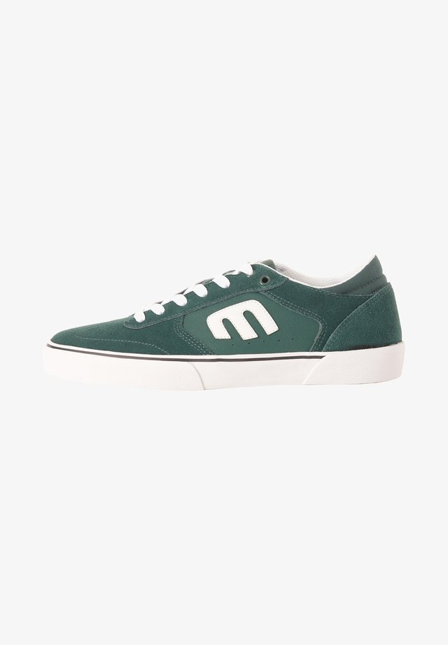 WINDROW VULC - Sneakers laag - green/white/gum