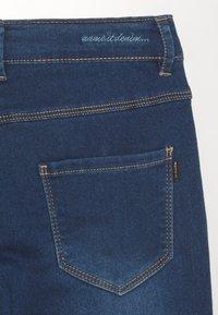 Name it - NKFSALLI DNMTHAYERS PANT - Jeans Slim Fit - dark blue denim - 3