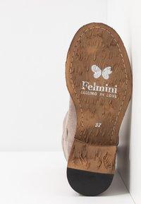 Felmini - GREDO - Cowboy/biker ankle boot - tortura - 6