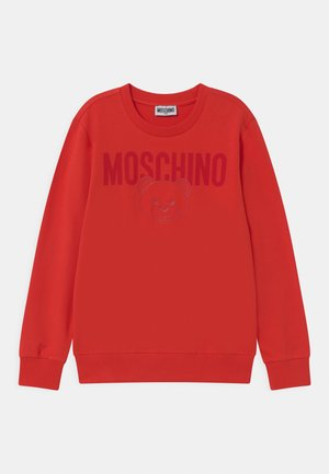 UNISEX - Sweatshirt - poppy red