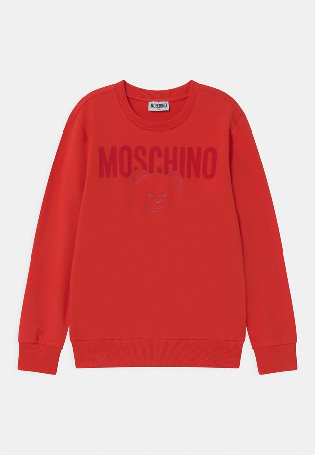 UNISEX - Sweatshirts - poppy red