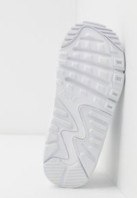 Nike Sportswear - AIR MAX 90 UNISEX - Sneakers laag - white/white - 5