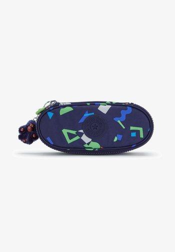 DUOBOX BTS PRT AC - Pencil case - geo mix dark