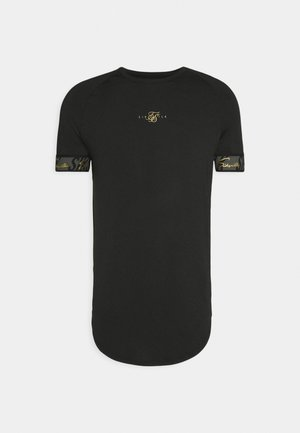 SCOPE TAPE TECH TEE - T-shirt con stampa - black