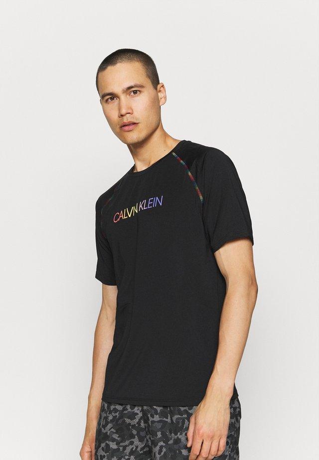 PRIDE  - T-shirt print - black