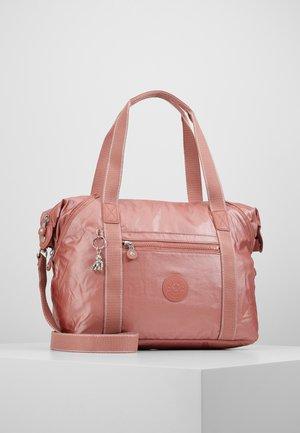 ART - Tote bag - metallic rust