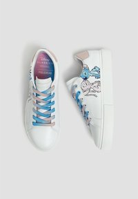 PULL&BEAR - STITCH - Sneakers basse - white - 3