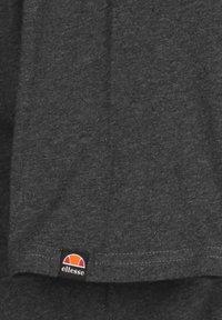 Ellesse - CANALETTO - Print T-shirt - dark grey marl - 2