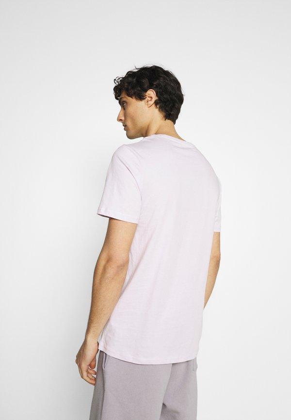 Pier One 5 PACK - T-shirt basic - dark grey/light grey/black/ciemnoszary Odzież Męska AIDD