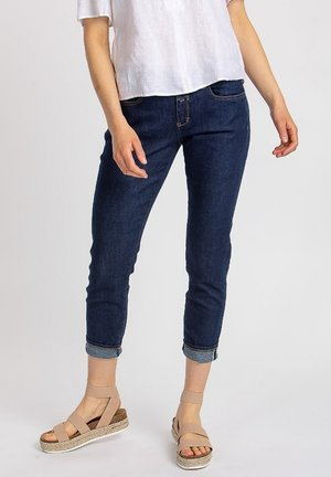 A BETTER  BAKER  - Slim fit jeans - dark blue
