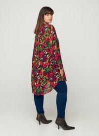 Zizzi - Button-down blouse - army - 2