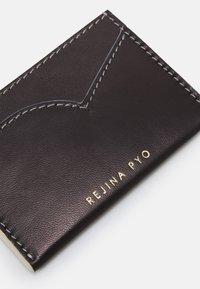 Rejina Pyo - CARD HOLDER - Wallet - black - 3