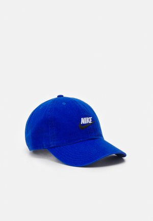 FUTURA UNISEX - Cap - game royal/white