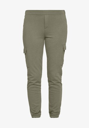 ABYGAIL PANTS - Tracksuit bottoms - kalamata