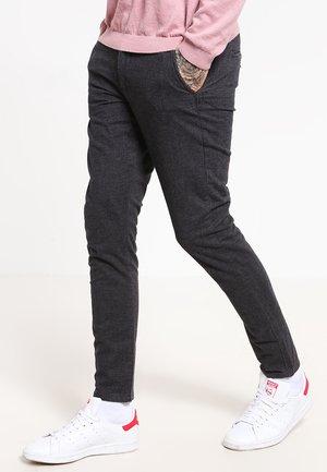 JJIMARCO JJCHARLES  - Pantalones - dark grey