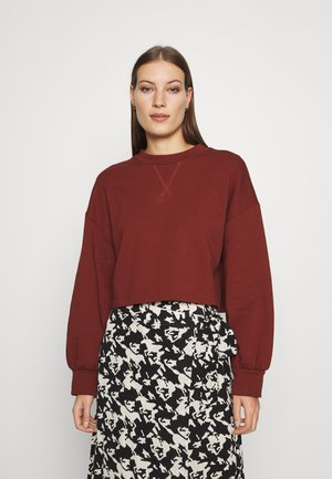 BARUSHKA - Sweatshirt - rose rust