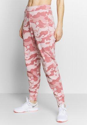 PANTS - Teplákové kalhoty - pink