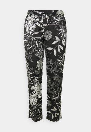 NEW SALI PANTALON - Bas de pyjama - noir