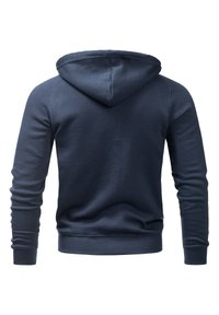 Alessandro Salvarini - Zip-up hoodie - navy - 2