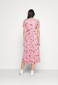 Vila - VIMIRANDA MIDI DRESS - Cocktail dress / Party dress - cream pink - 2