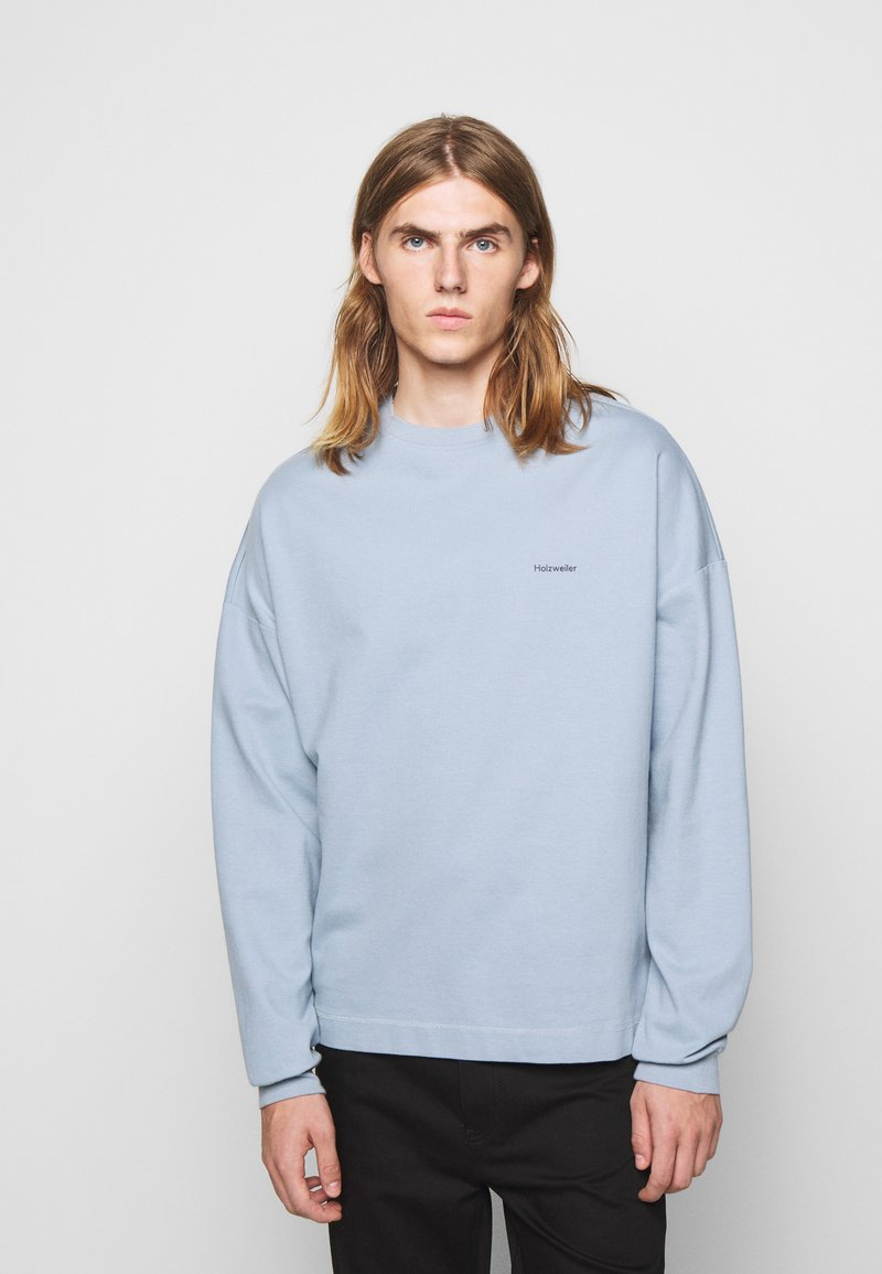 Holzweiler - LURING - Sweatshirt - pale blue