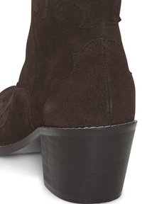 ICHI - Ankle boots - chocolate lab - 4
