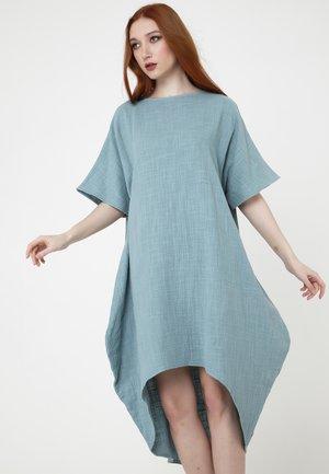 ASHLEY - Day dress - blue grey