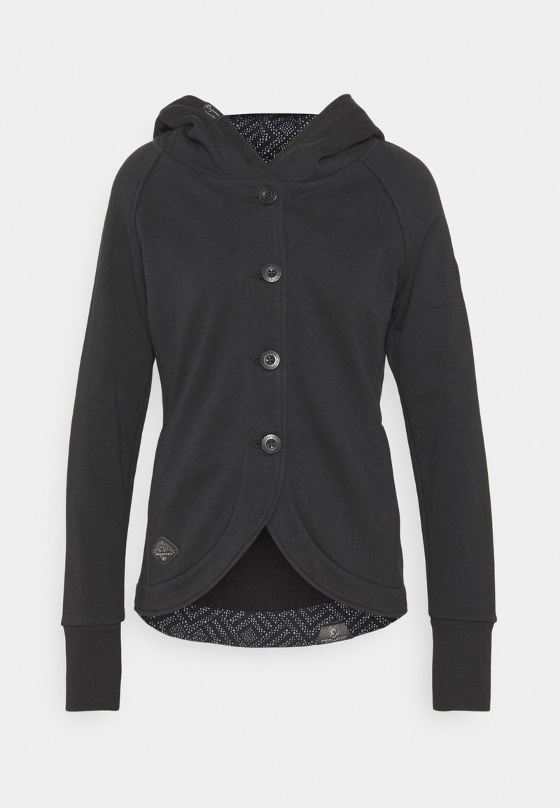 Ragwear - AVA - Zip-up hoodie - black