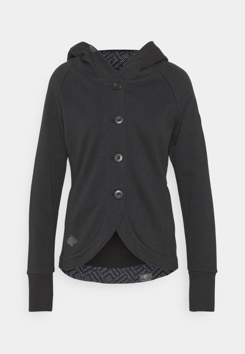 Ragwear - AVA - Hettejakke - black