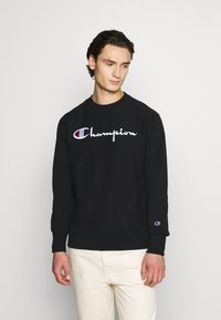 Champion Reverse Weave - CREWNECK  - Sweatshirt - nbk - 0