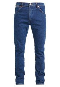 Wrangler - 11MWZ - Straight leg jeans - blue denim - 0