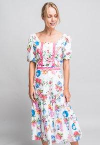 Rosalita Mc Gee - A-line skirt - white - 2