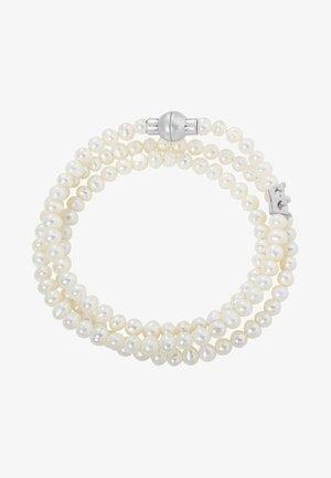 Armband - White/silver-coloured