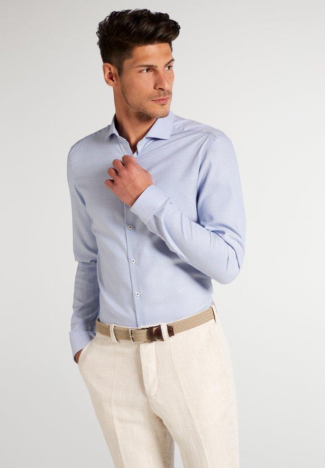 SUPER-SLIM - Formal shirt - blau
