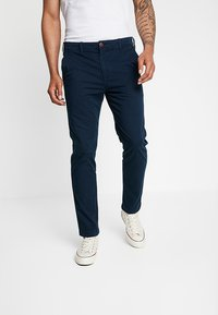 Hollister Co. - Chino - navy - 2