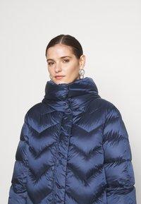 Marella - BUSSETO - Down coat - blu - 3