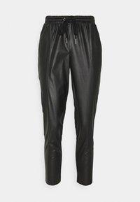 Pinko - FIBBIA PANTALONE - Spodnie materiałowe - black - 6