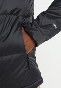 The North Face - HIMALAYAN LIGHT HOODIE - Down jacket - black - 5