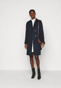 Selected Femme Tall - SLFMELLA COAT  - Classic coat - dark sapphire - 1