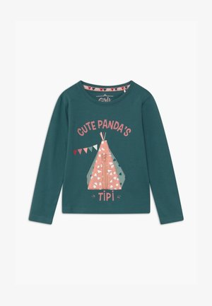 SMALL GIRLS - Langærmede T-shirts - mediterranea