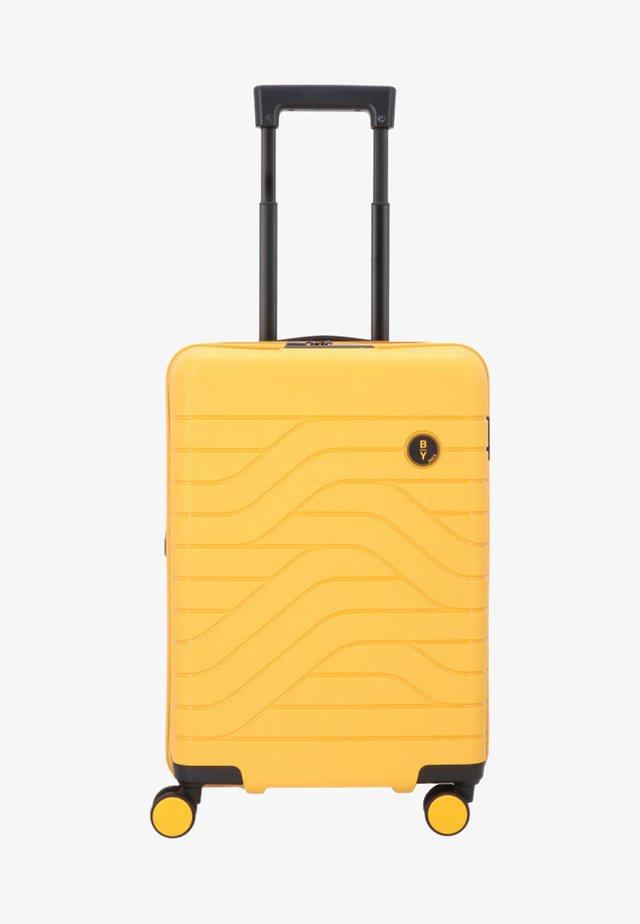 ULISSE  - Wheeled suitcase - mango