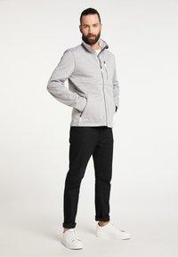 ICEBOUND - Light jacket - hellgrau melange - 1