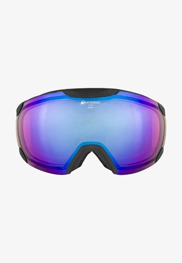 PHEOS - Ski goggles - black-grey (a7202.x.35)
